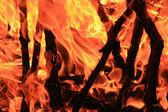 Fire - Kakadu National Park, Australia — Stock Photo