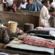 Fish Market, Africa — Stock Photo