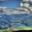 Zeller See Lake — Stockfoto #12945959