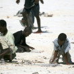 Matemwe Beach, Zanzibar — Stock Photo #12946082