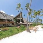 Azanzi Hotel, Zanzibar, Africa — Stock Photo #13056323