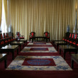 Reunification Palace, Vietnam — Stock Photo