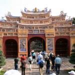 Dai Noi Citadel, Vietnam — Stock Photo #13417630
