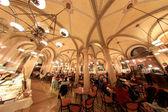 Central Cafe, Vienna — 图库照片