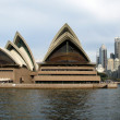 Opera House, Sydney, Australia - Stock Photo