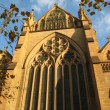 St Mary's Cathedral, Sydney, Australia - Stock Photo