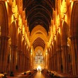 Stock Photo: St Mary's Cathedral, Sydney, Australia