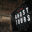 Ghost Tours - Rocks, Sydney, Australia — Stock Photo #13828916