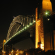 Stock Photo: Sydney Harbour Bridge - Sydney, Australia