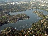 Arial View - Sydney, Australia — Stock Photo