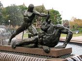 Archibald Fountain, Sydney, Australia — Stock Photo