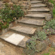 Stone Steps - St Kilda, Melbourne, Australia — Stock Photo