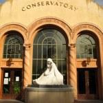 Conservatory - Fitzroy Gardens, Melbourne, Australia — Stock Photo