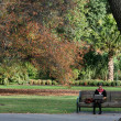 Fitzroy Gardens, Melbourne, Australia — Stock Photo #13831046