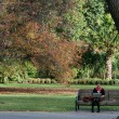 Fitzroy Gardens, Melbourne, Australia — Stock Photo