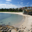 Sandy Beach - Botany Bay, Sydney, Australia — Stock Photo #13831112