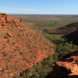 Kings Canyon, Watarrka National Park, Australia - Stock Photo