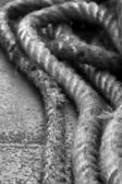 Boat Rope - Sydney, Australia — Stock Photo