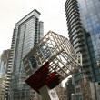 Stock Photo: Downtown Vancouver, BC, Canada
