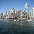 Downtown Vancouver, BC, Canada — Stock Photo #13961068