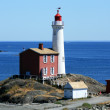 Stock Photo: Fisgard Lighthouse, Victoria, BC, Canada