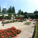 Butchart Gardens, Victoria, BC, Canada — Stock Photo