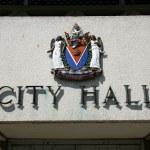 City Hall - Victoria, BC, Canada — Stock Photo #14387929