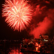 Fireworks, Victoria, BC, Canada — Stock Photo #14388627