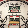 Stock Photo: Indigenous Art - Royal BC Museum, Victoria, BC, Canada