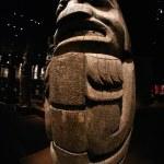 Totem Pole - Royal BC Museum, Victoria, BC, Canada — Stock Photo