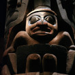 Stock Photo: Totem Pole - Royal BC Museum, Victoria, BC, Canada