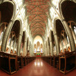 Christchurch Cathedral, Victoria, BC, Canada — Stock Photo