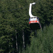 Skyride - Grouse Mountain, Vancouver, BC, Canada - Stock Photo