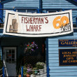 Fishermans Wharf, Victoria, BC, Canada — Stock Photo #14392635