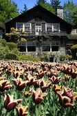 Stanley Park Pavillion, Vancouver, BC, Canada — Stock Photo