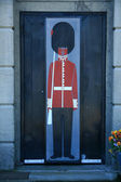 Soldier - Victoria, BC, Canada — Photo