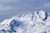 Mountain Range - Whistler — Stock Photo