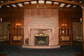 Interieur von hatley castle, victoria, bc, kanada — Stockfoto