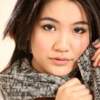 Beautiful Young Asian Woman — Stock Photo #19129707