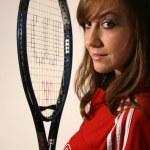 Tennis Player — Stock Photo #19616769