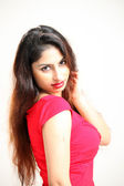 Beautiful Young Indian Lady — Stockfoto