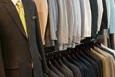 Suits, Bangkok — Stock Photo