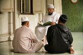 Muslim Men, Bangkok — Stock Photo