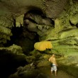 Nam Talu Cave - Khao Sok N.P. - Stock Photo