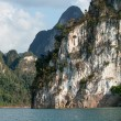 Chiao Lan Lake - Khao Sok N.P. — Stock Photo