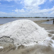 Salt Farm, Thailand — Stock Photo