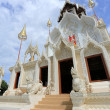 Temple in Phetchaburi, Thailand — Stock Photo