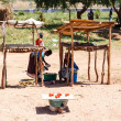 Stock Photo: Local people in Zambia