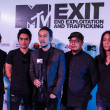 MTV Exit Press Conference in World Plaza Bangkok — Stock Photo