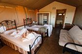 Desert Camp - Sossusvlei, Namibia — Stockfoto